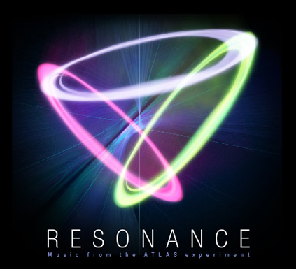 ATLAS Resonance CD cover